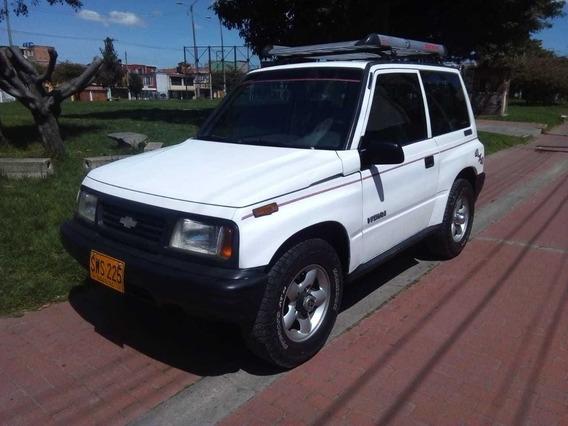 Chevrolet Vitara 2011 4x4 3 Puertas 1600 Inyección 157000km