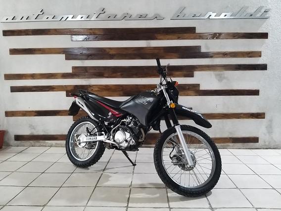 Yamaha Xtz 125 2015 Impecable / Permuto / Financio!!!