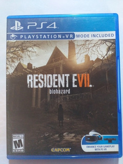 Video Juego Resident Evil Ps4