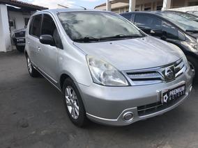 Nissan Livina S 2013 Prata Flex