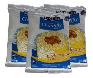 Chantilly Ledevit 250 G Descuentos Retiro En Local