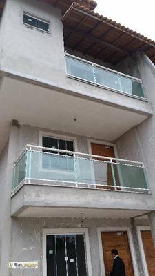 Casa Residencial À Venda, Riviera Fluminense, Macaé. - Ca0027