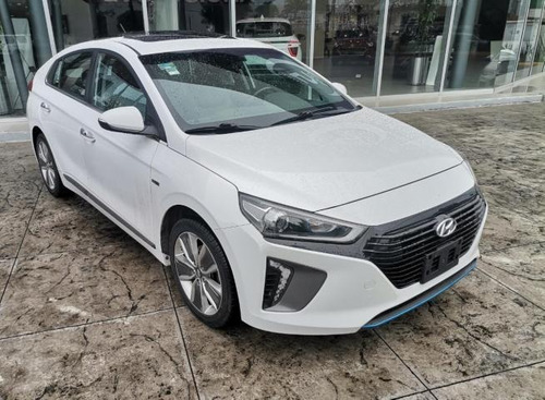 Imagen 1 de 15 de Hyundai Ioniq  4p Limited Hibrido L4/1.6 Aut