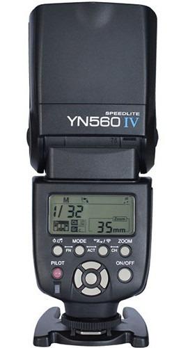 Flash Yongnuo Yn 560iv Yn560 4 Compatível Universal