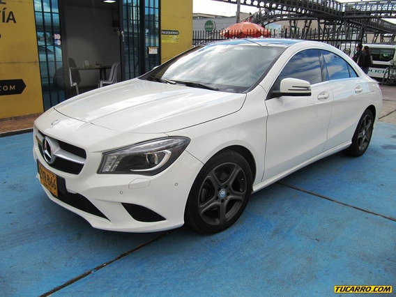 Mercedes Benz Clase Cla 200 At Aa