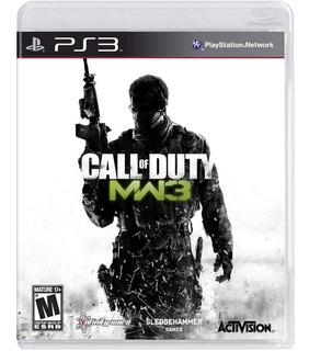 Call Of Duty: Modern Warfare 3 - Playstation 3 Disco (cd)
