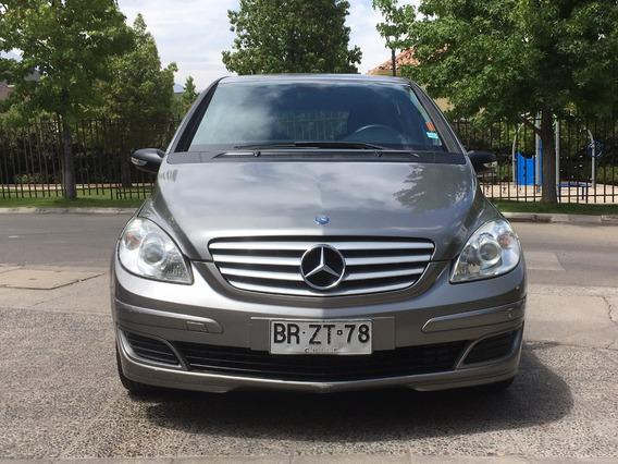 Mercedes Benz B200 2000cc Automatico