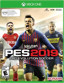 Pro Evolution Soccer 2019 - Xbox One - Standard Edition