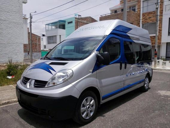 Vendo Con O Sin Cupo Renault Trafic
