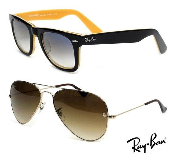 Gafas Lunas Lentes Monturas Armazones Rayban 100% Originales