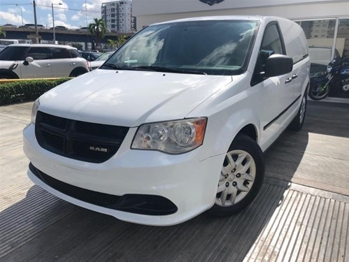 Dodge Caravan 2014 Full Clean (nueva)