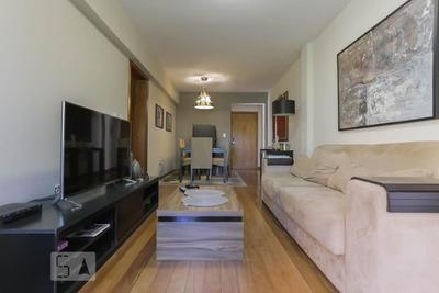 Apartamento No 1º Andar Mobiliado Com 2 Dormitórios E 1 Garagem - Id: 892907854 - 207854