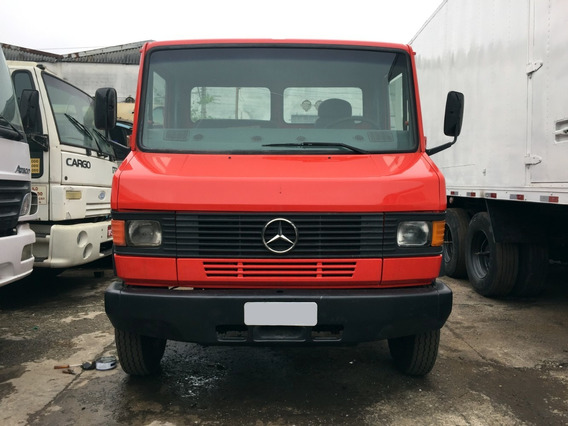 Mercedes Benz 710 Chassis 1997