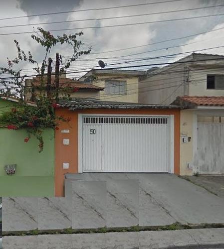 Imagem 1 de 17 de Casa À Venda, 3 Quartos, 1 Suíte, 2 Vagas, João Ramalho - Santo André/sp - 53043