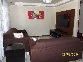 Casa 3/4 Sendo 2 Suites 250m² Na Praia Do Flamengo - Lit699 - 4581401