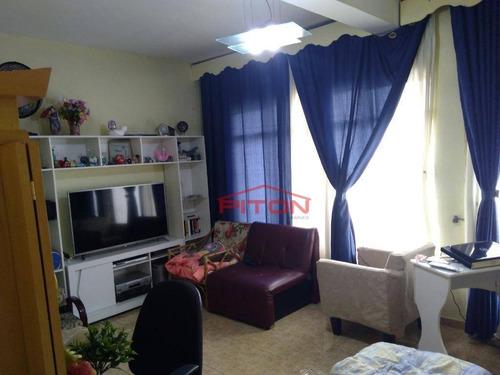 Imagem 1 de 10 de Casa Com 2 Dormitórios À Venda, 126 M² Por R$ 400.000,00 - Vila Esperança - São Paulo/sp - Ca0799