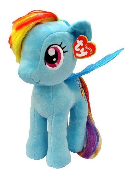 Kit 5 Pelúcia My Little Pony Rainbow Dash