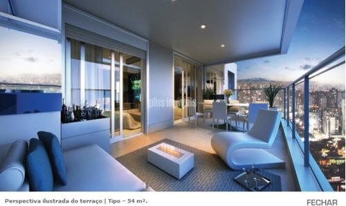 Excelente Apartamento Na Vila Nova Conceição - Pj47550