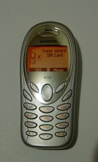 Celular Siemens A52