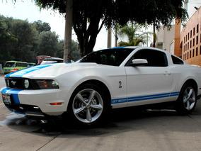Ford //mustang Gt Vip// 2010 Seminuevo!!shaker Fact Original