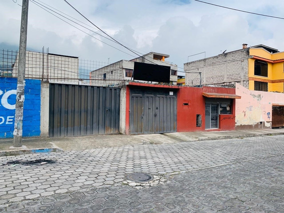 Hermoso Terreno Sector Magdalena Sur De Quito