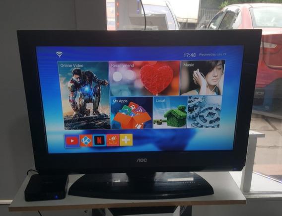 Televisão / Monitor Aoc 26