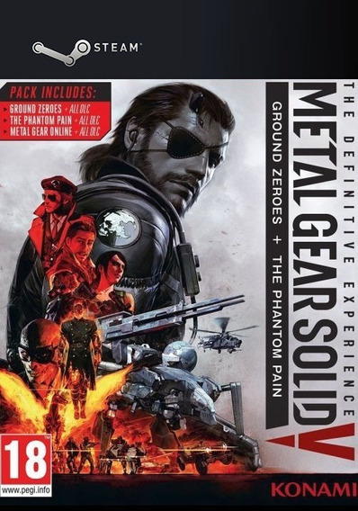 Metal Gear Solid V: The Difinitive Experience