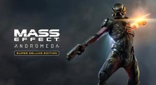 Mass Effect Andromeda Super Deluxe Edition (esp) Pc Digital