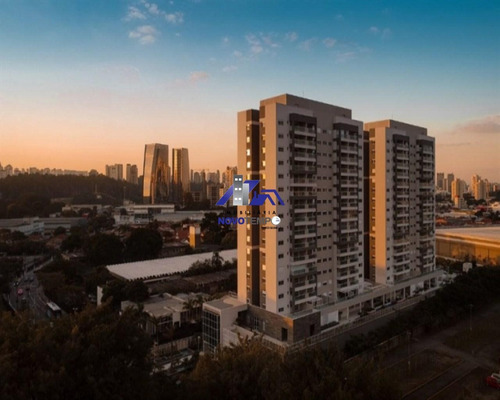 Apartamento Em Santo Amaro, São Paulo - Sp. - 1637 - 67874479