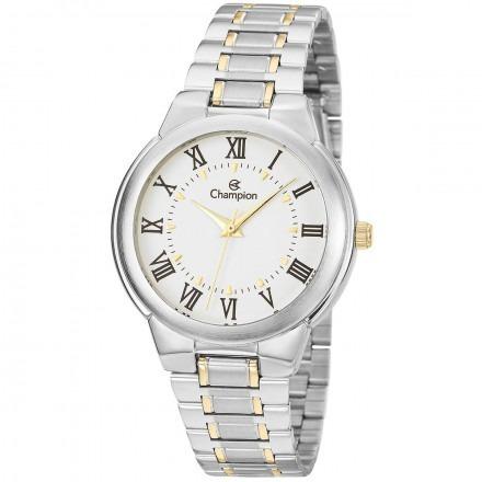 Relógio Champion Feminino Aço Bicolor Ch22000b