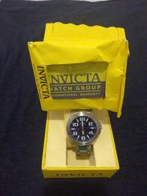 Relógio Invicta Specialty Prata Original.