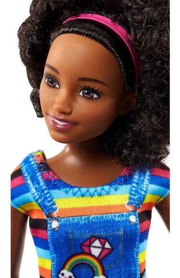 Barbie Skipper Negra Babysitters Inc Importada C/acessórios