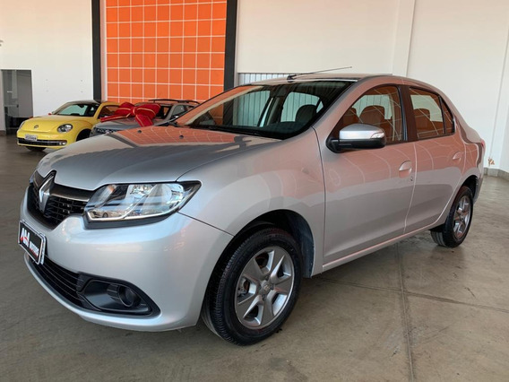 Renault Logan 2019 1.0 12v Authentique Sce 4p Completo + Dvd