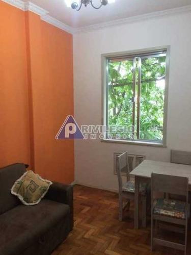 Imagem 1 de 25 de Apartamento À Venda, 1 Quarto, 1 Vaga, Ipanema - Rio De Janeiro/rj - 2637