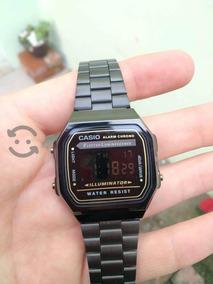En Reloj Mercado Negro Casio Relojes Mate México Libre Mujer W2HIE9D
