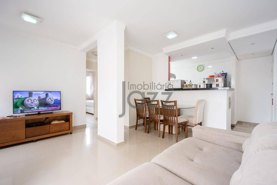 Apartamento Residencial À Venda, Parque Itália, Campinas. - Ap1335