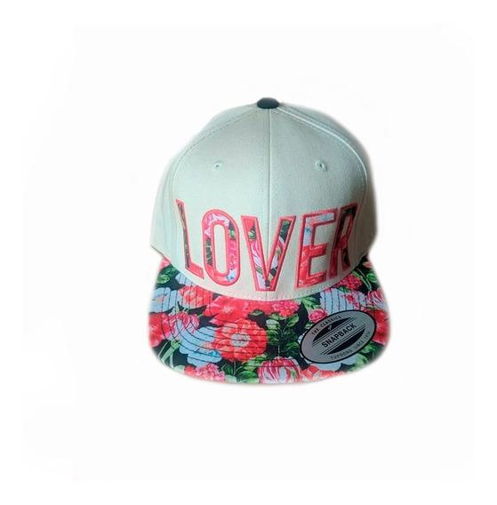 Boné True Heart Lover Floral