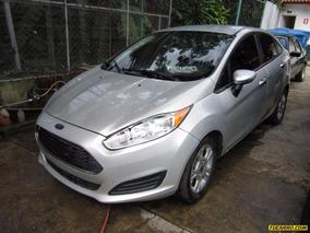 Ford Fiesta Titanium - Sincronico