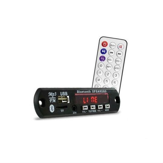 Módulo Bluetooth Mp3 / Placa Para Amplificador / Som Antigo