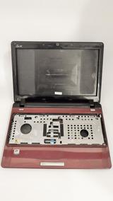 Carcaça Completa Netbook Asus Eee Pc 1201t