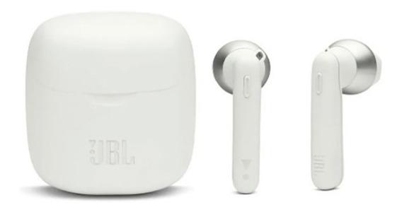 Fone De Ouvido Jbl Tune 220tws Earbuds Sem Fio True Wireless