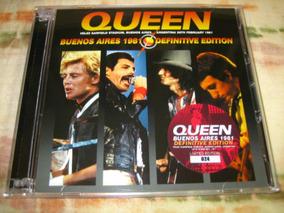 Queen - Buenos Aires 1981 Definitive Edition