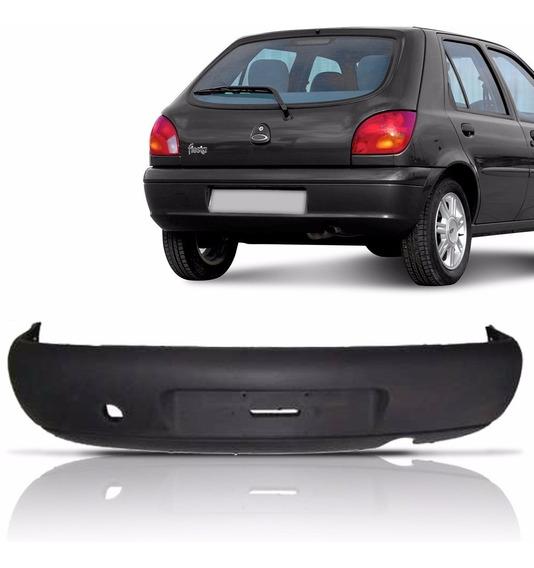 Parachoque Traseiro Fiesta 1997 1998 1999 2000 2001 2002 03.