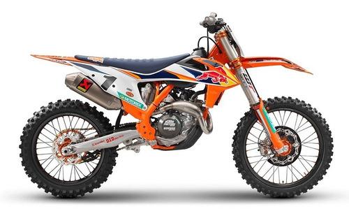 Ktm Sx 450 F 0km Factory Cross No Yamaha Entrega Ya Usd Bill