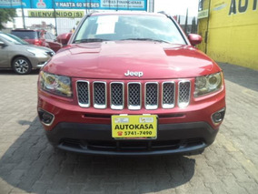 Jeep Compass 2016 Limited 4x2 L4/2.4 Aut