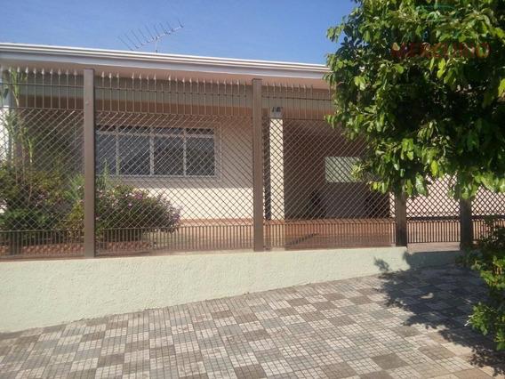 Casa Residencial À Venda, Centro, Bauru. - Ca1548