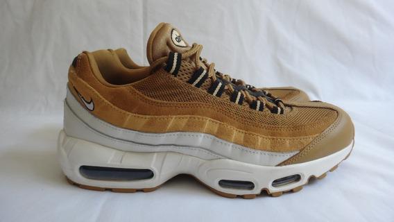 Tênis Nike Air Max 95 Essential Caramelo Original - Tam: 40