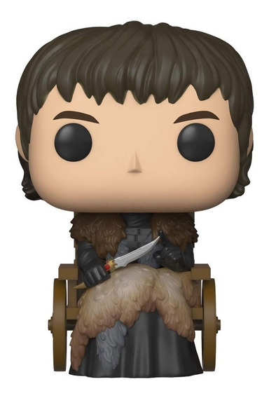 Funko Pop! Game Of Thrones 67 Bran Stark Silla De Ruedas