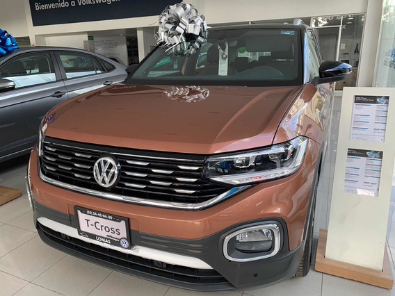 Volkswagen T-cross Highline Edición Limitada 2020