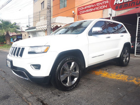 Impecable Jeep Grand Cherokee Limited Lujo V6 2015 Jalisco